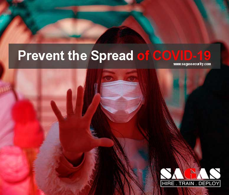 It's On Us – Prevent the Spread of COVID-19