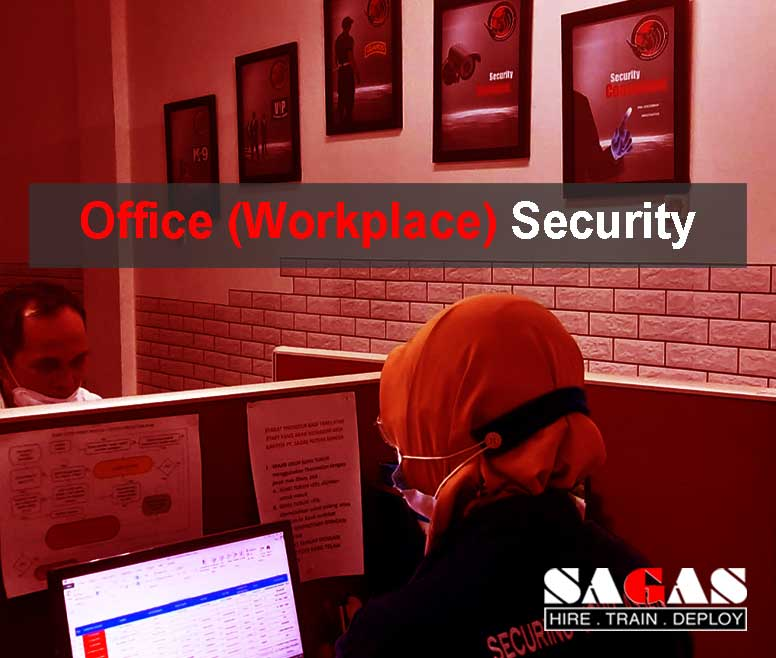 10 Office (Workplace) Security Tips